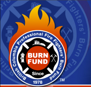BC Burn Fund logo