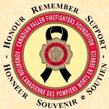 Logo for Canadian Fallen Firefighters Foundation