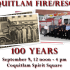 EVENT: Coquitlam Fire/Rescue 100th Anniversay – September 9, 2012