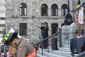 Fallen Firefighters Memorial 2011